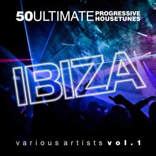 Ultimate Ibiza (50 Progressive House Tunes) de Various Artists
