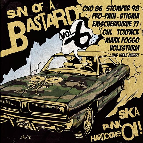 Sun of a Bastard, Vol. 6 de Various Artists
