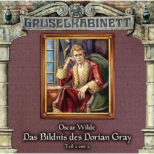 Folge 37: Das Bildnis des Dorian Gray (Folge 2 von 2) von Gruselkabinett