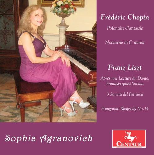 Chopin & Liszt: Piano Works by Sophia Agranovich