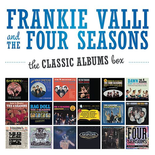 The Classic Albums Box von Frankie Valli & The Four Seasons