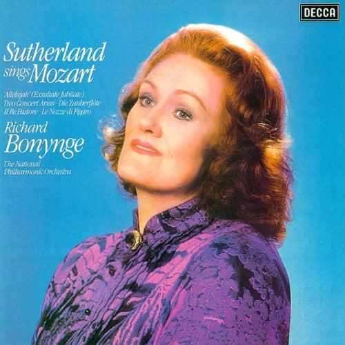 Joan Sutherland sings Mozart by Dame Joan Sutherland