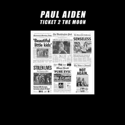 Ticket 2 The Moon by Paul Aiden