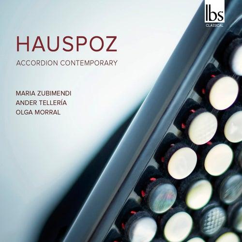 Hauspoz: Accordion Contemporary de Various Artists