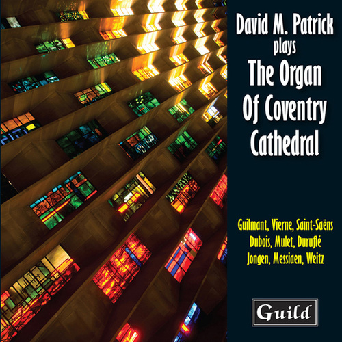 The Organ of Coventry Cathedral de David M. Patrick