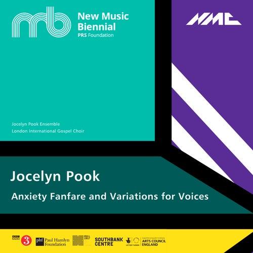 Jocelyn Pook: Anxiety Fanfare & Variations for Voices (Live) de Loré Lixenberg