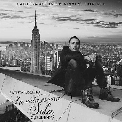 La vida es una Sola (Que se joda) de Artista Rosario