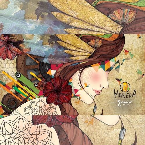 Maneva, 8 Anos: Deluxe Edition (Ao Vivo) de Maneva