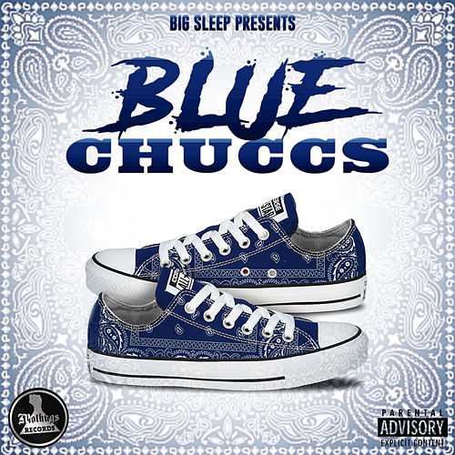 Big Sleep Presents Blue Chuccs von Various Artists