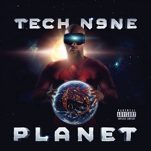 Planet (Deluxe Edition) von Tech N9ne