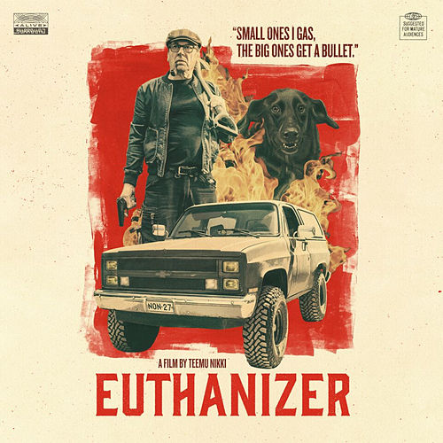 Euthanizer (Original Soundtrack) by Timo Kaukolampi Tuomo Puranen