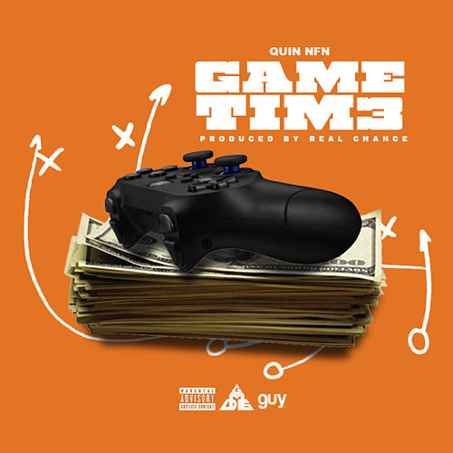 Game Time 3 by Quin Nfn