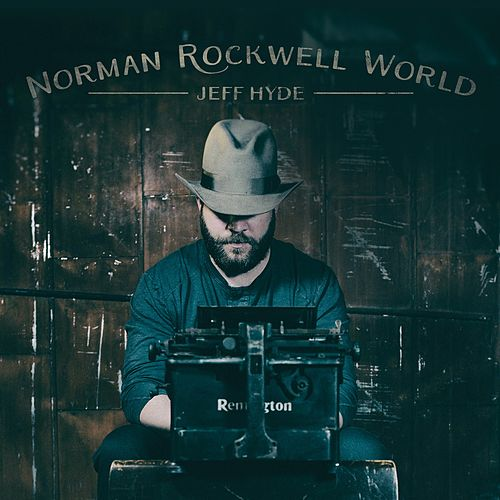 Norman Rockwell World by Jeff Hyde