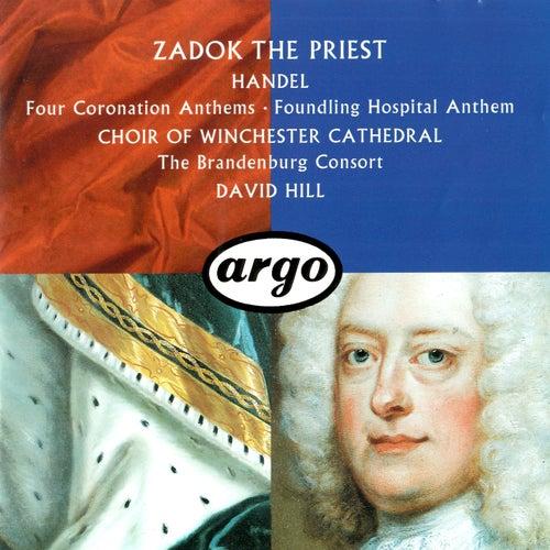 Handel: Four Coronation Anthems; Anthem for the Foundling Hospital von David Hill