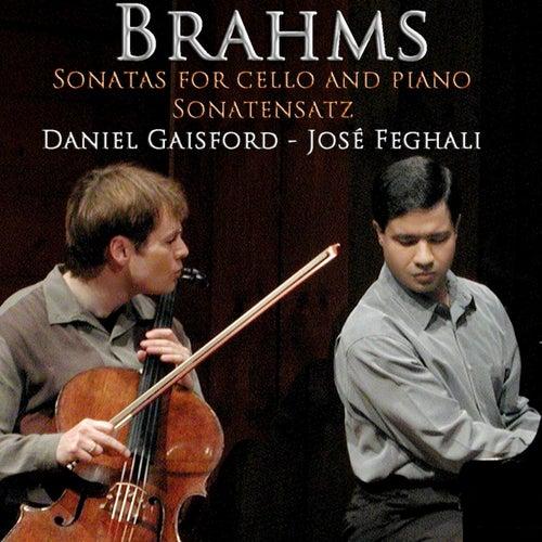 Brahms Cello Sonatas (Live) de Daniel Gaisford