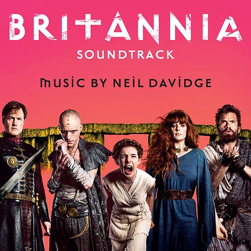 BRITANNIA Soundtrack by Ramin Djawadi
