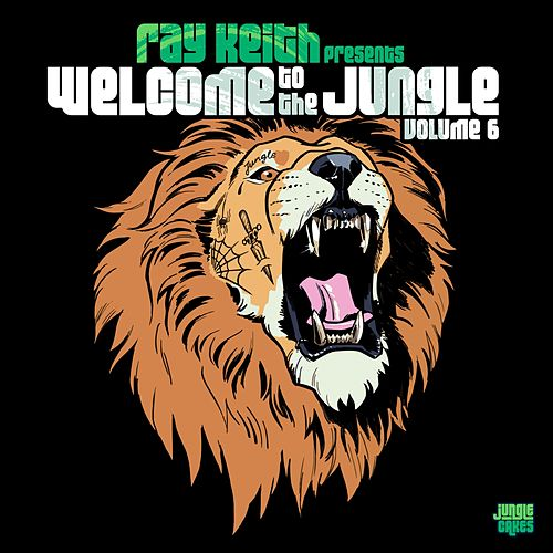 Welcome To The Jungle, Vol. 6: The Ultimate Jungle Cakes Drum & Bass Compilation - EP von Various Artists