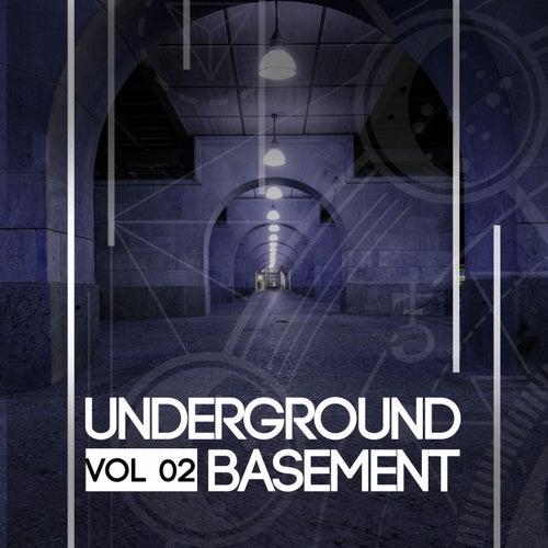 Underground Basement, Vol. 02 - EP von Various Artists