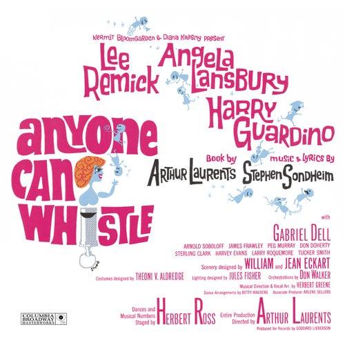Anyone Can Whistle de Stephen Sondheim