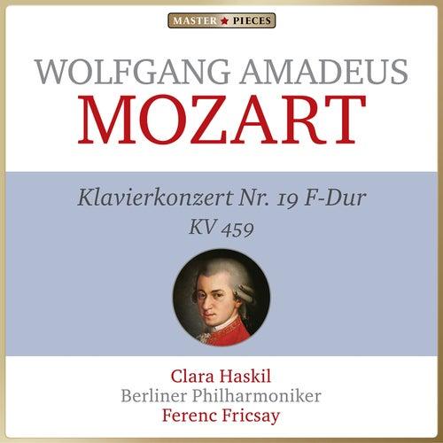 Wolfgang Amadeus Mozart - Klavierkonzert Nr. 19 F-Dur KV 459 (Piano concerto no. 19 kv 459) von Berliner Philharmoniker