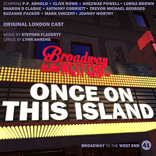 Once on This Island (Original London Cast) by Various Artists