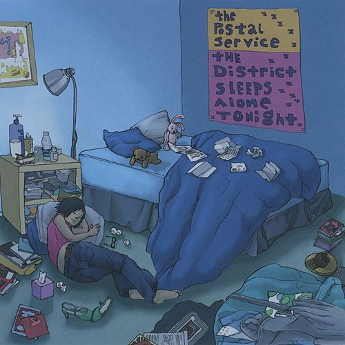 The District Sleeps Alone Tonight de The Postal Service