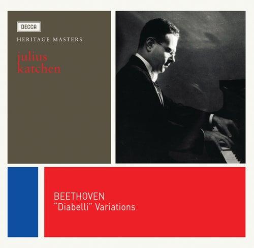 Beethoven: Diabelli Variations by Julius Katchen