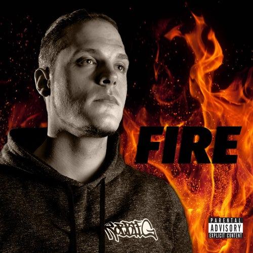 Fire by Robbie G
