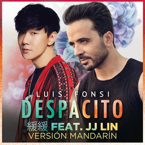 Despacito 緩緩 (Mandarin Version) by Luis Fonsi