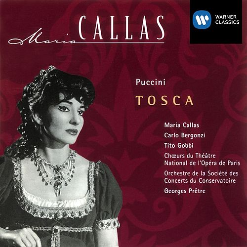 Puccini: Tosca - Highlights de Maria Callas