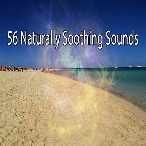 56 Naturally Soothing Sounds von Massage Therapy Music