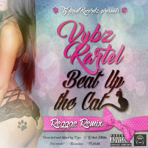 Beat up the Cat (Reggae Remix) by VYBZ Kartel