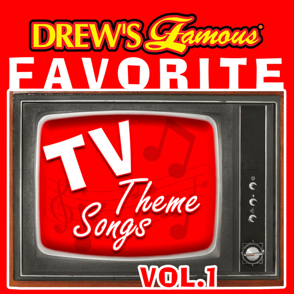 Drew's Famous Favorite TV Theme Songs, Vol  1 by The Hit Crew(1)
