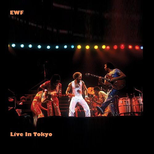 Earth, Wind & Fire (Live in Tokyo) de Earth, Wind & Fire