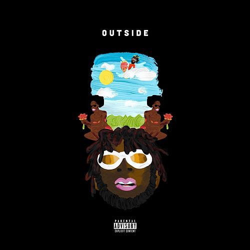 Outside by Burna Boy