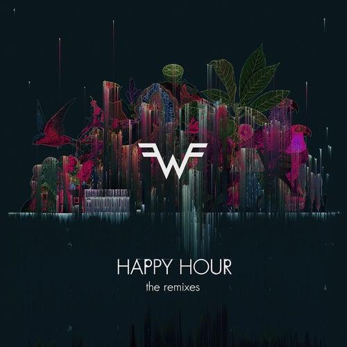 Happy Hour Remixes EP by Weezer
