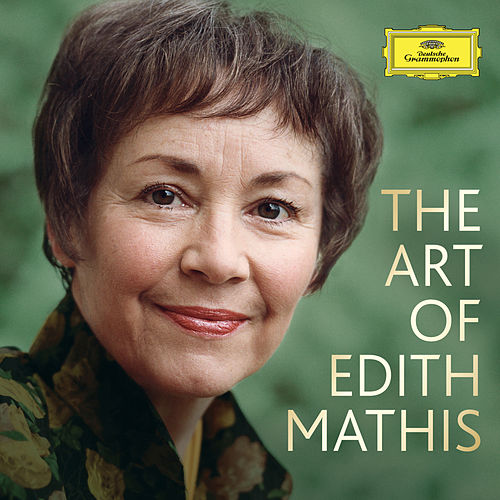 The Art Of Edith Mathis de Edith Mathis