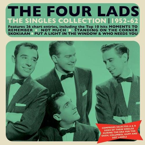 The Singles Collection 1952-62 de The Four Lads