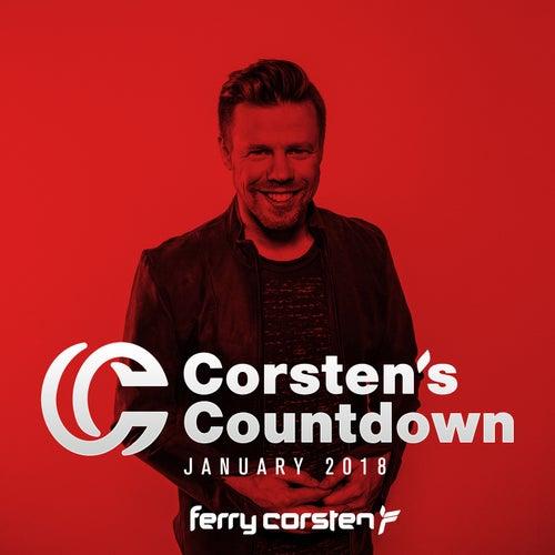 Ferry Corsten presents Corsten's Countdown January 2018 de Various Artists