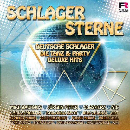 Schlagersterne - Deutsche Schlager Die Tanz & Party Deluxe Hits von Various Artists