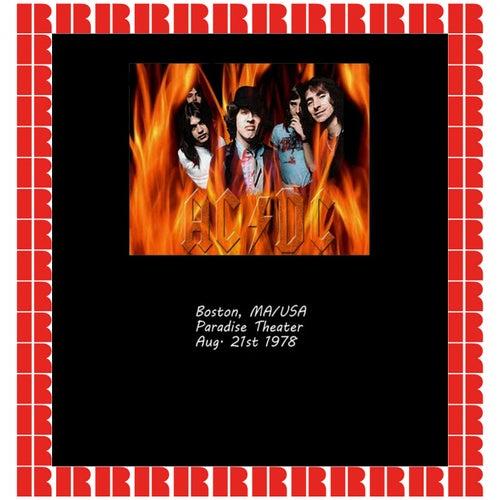 Paradise Theatre, Boston, 1978 (Hd Remastered Edition) de AC/DC