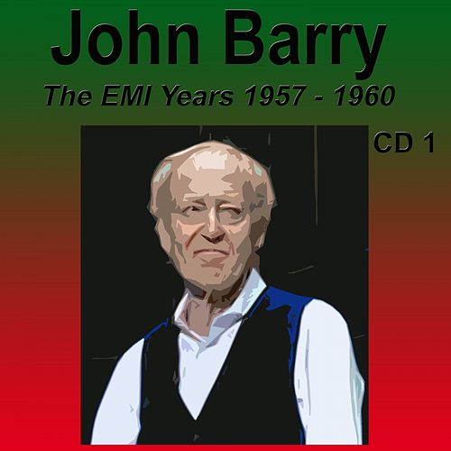 John Barry the Emi Years 1957-1960 Cd1 von John Barry