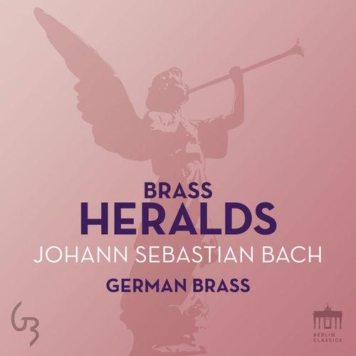 Das Wohltemperierte Klavier, Pt. 1: Fugue in C Minor, BWV 847 by German Brass