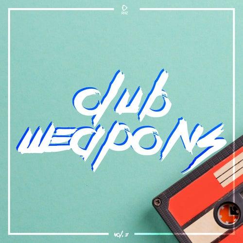 Rh2 Pres. Club Weapons, Vol. 3 von Various Artists