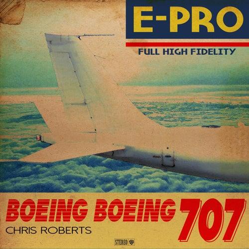 Boeing Boeing 707 von Chris Roberts