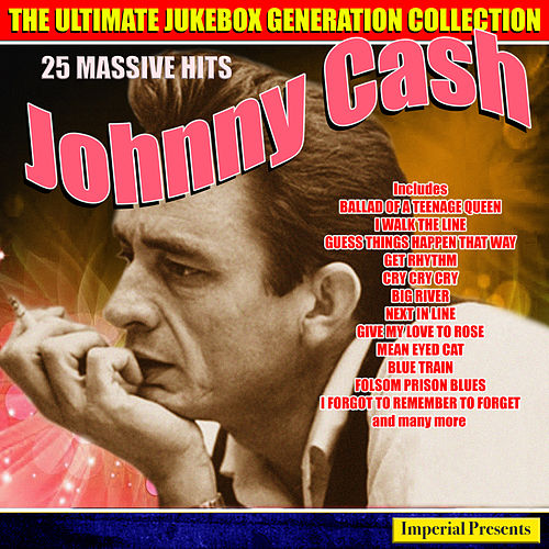 Johnny Cash - The Ultimate Jukebox Generation Collection de Johnny Cash