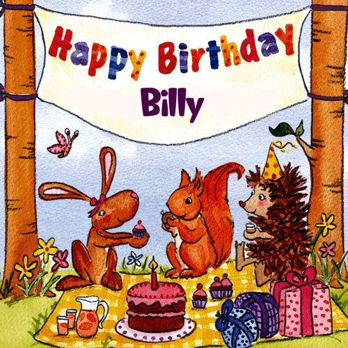 Happy Birthday Billy von The Birthday Bunch