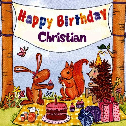 Happy Birthday Christian von The Birthday Bunch