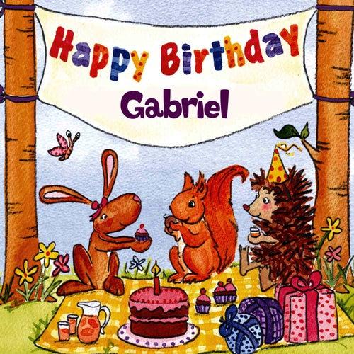 Happy Birthday Gabriel von The Birthday Bunch