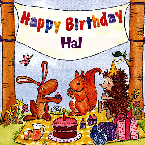 Happy Birthday Hal von The Birthday Bunch